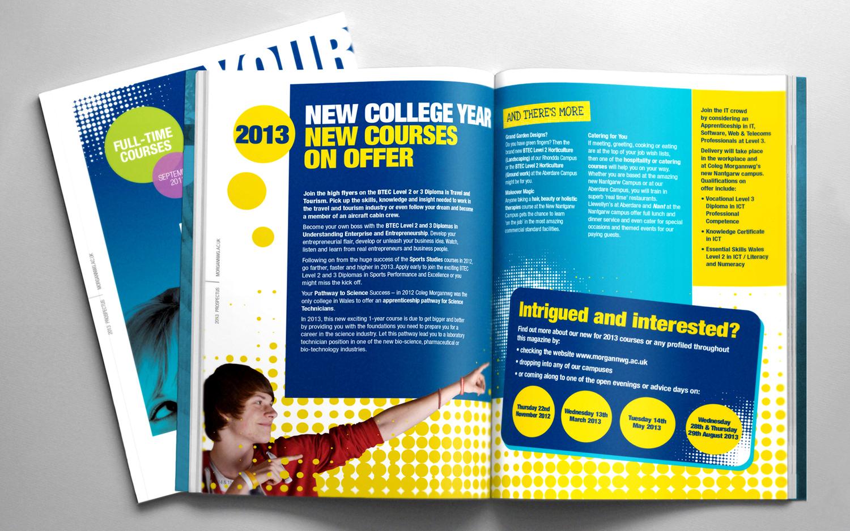 Coleg morganwg prospectus 2012 2 720