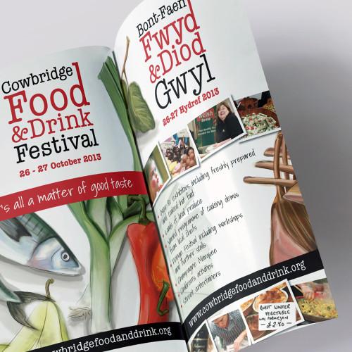 Cowbridge Food Fest booklet 750