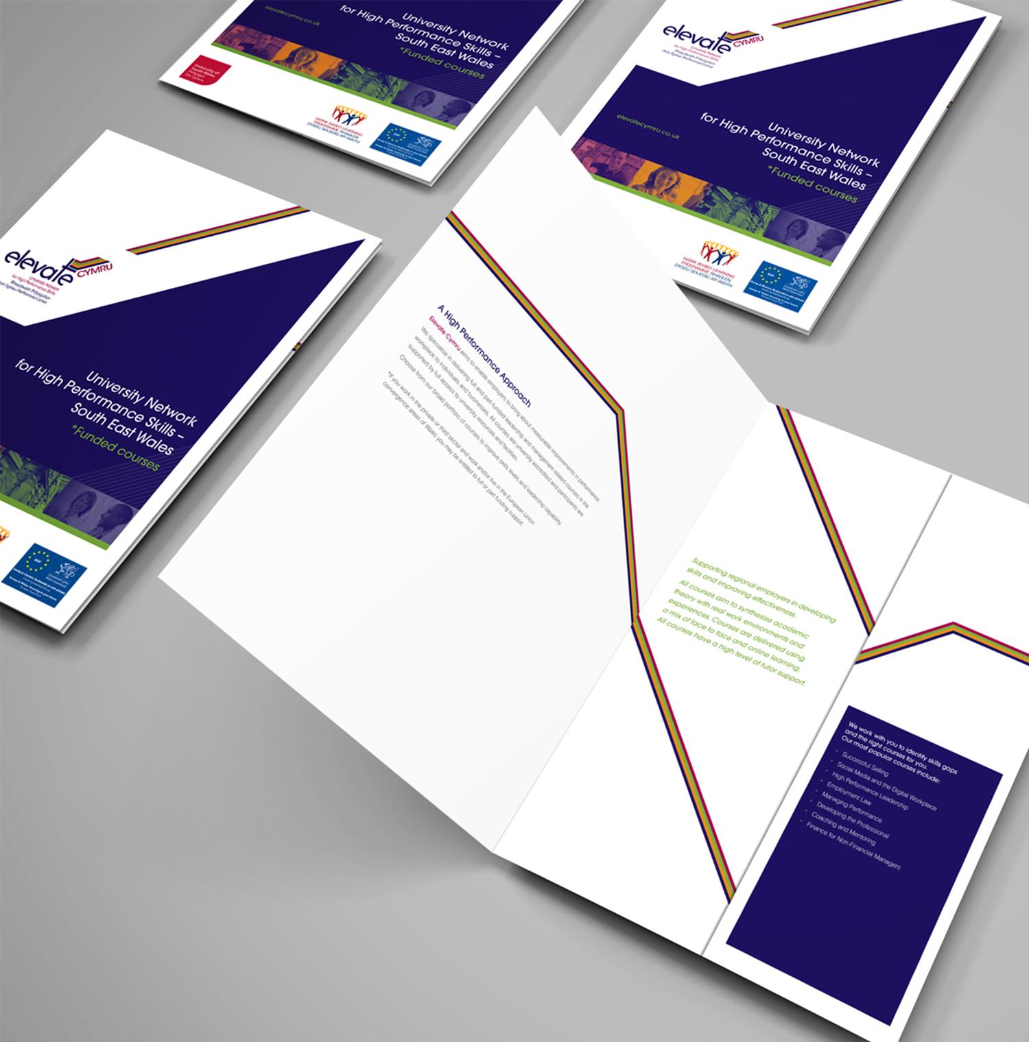 Elevate Cymru folder 720