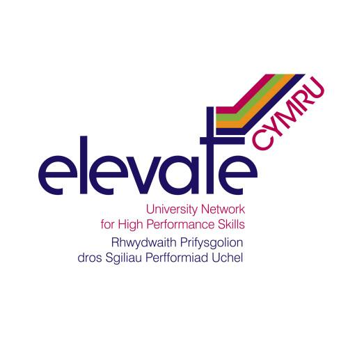Elevate Cymru logo 1920