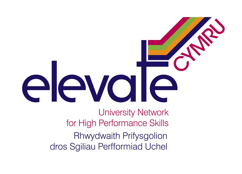Elevate Cymru logo 720