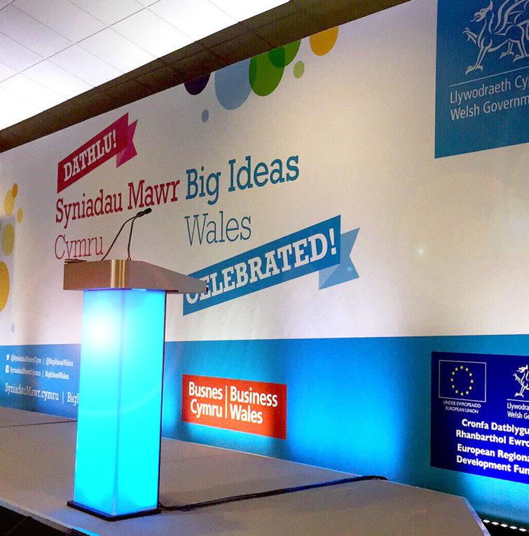 Big Ideas Wales event