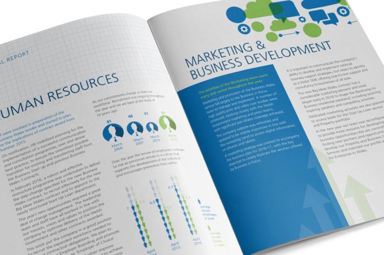 Business in Focus annual report