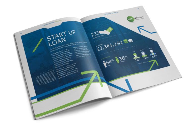 Business in Focus annual report 2017